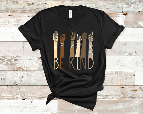 Be Kind: Crew