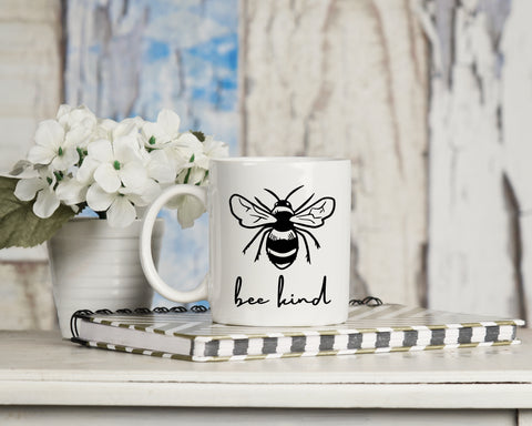 Bee Kind: Coffee Mug