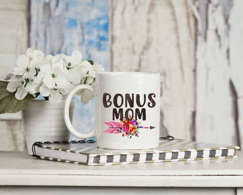 Bonus Mom: Coffee Mug