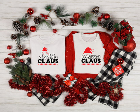 Santa Claus Family Set: Crew