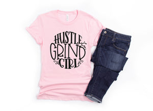 Hustle And Grind Girl: Crew