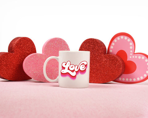 Love: Coffee Mug