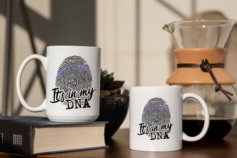 It's In My DNA: Coffee Mug