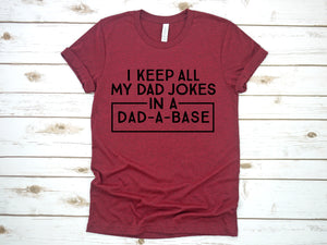 Dad Jokes Kept In Dad-A-Base: Crew