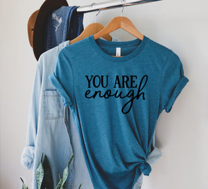 You Are Enough: Crew