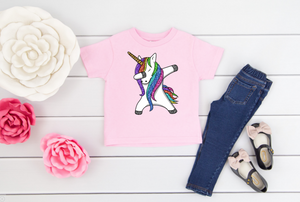 Dabbing Unicorn: Youth