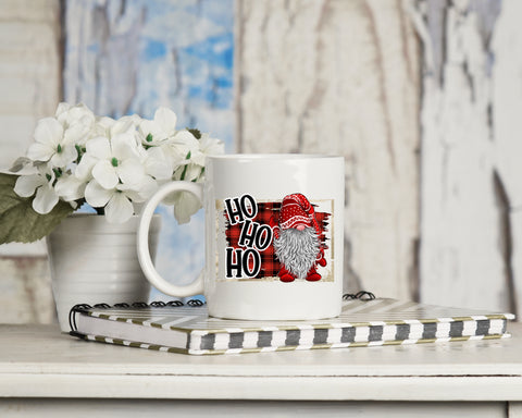 Ho Ho Ho Gnome: Coffee Mug