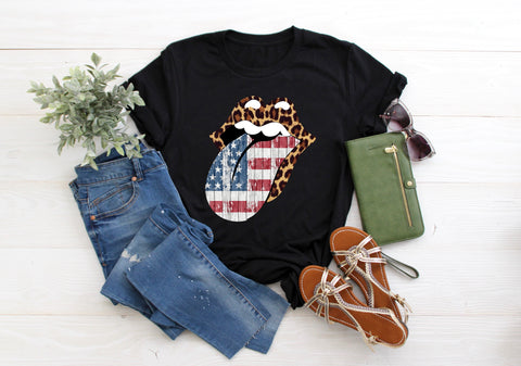 Leopard And America