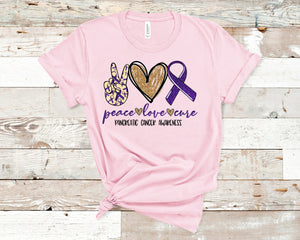 Peace Love Pancreatic Cancer: Crew