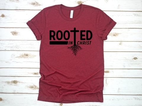 Rooted In Christ: Crew