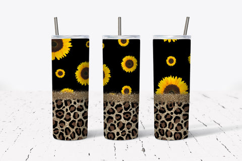 Leopard Sunflowers