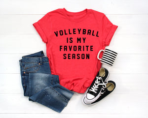 Volleyball Is My Favorite Season: Crew