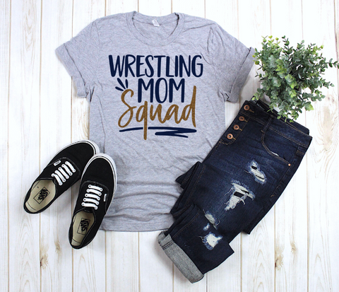Wrestling Mom Squad: Crew