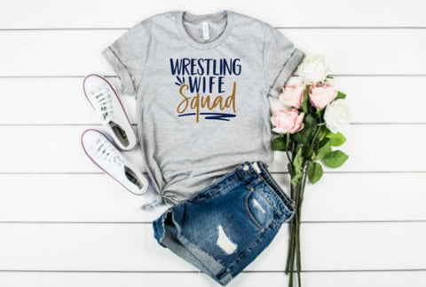 Wrestling Wife Squad: Crew