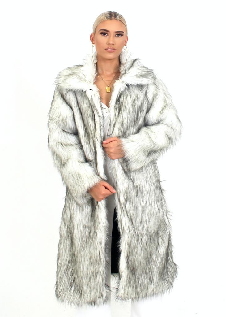 [Limited Edition] Stockholm Fur Coat