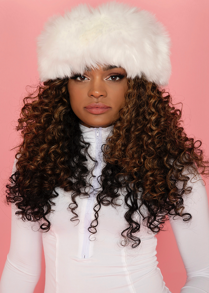 Wynter Fur Headband