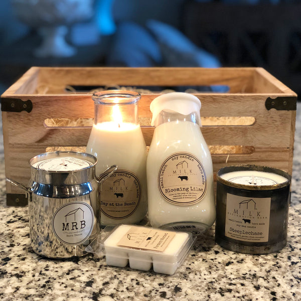 Milk Barn Candles