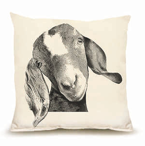 Goat Pillow Medium