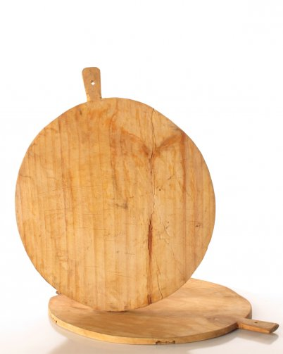 Cutting Board With Jar