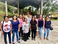 The women of COOPAFSI Las Damas de San Ignacio