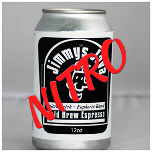 6-Pack-Best Cold Brew Espresso-12oz Nitro Can