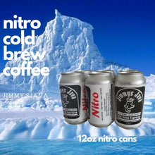 Load image into Gallery viewer, 6-Pack-Best Cold Brew Espresso-12oz Nitro Can