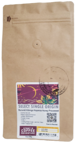 Costa Rican Tarrazu Familia Monge Black Honey Processed