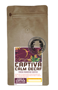 Captiva Calm - Medium Roast Decaf Blend