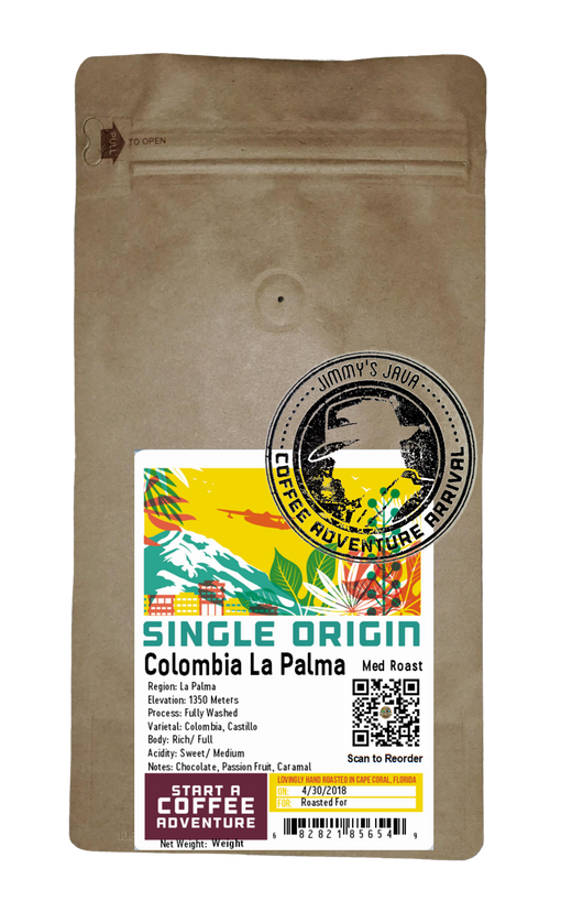 Best Colombian Medium Roast coffee