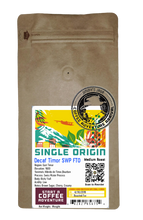 Load image into Gallery viewer, Decaf Timor SWP FTO Medium Roast