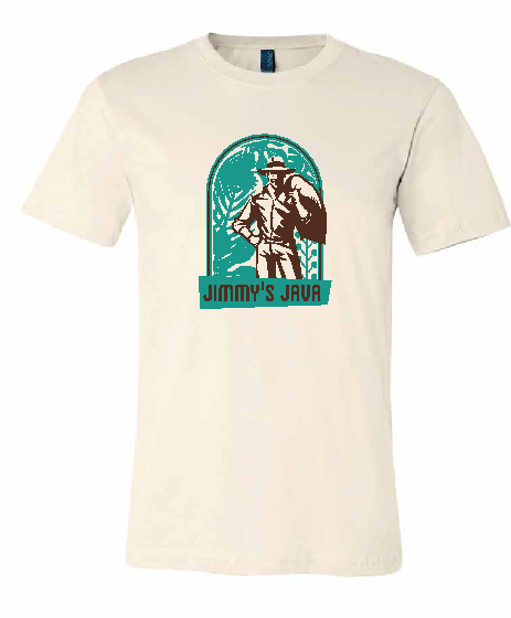 SHORT SLEEVE T-SHIRT - JIMMY OUT OF THE JUNGLE