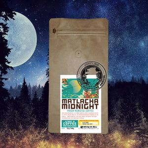 Matlacha Midnight Dark Roast Blend coffee