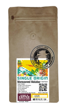 Load image into Gallery viewer, DECAF- Monsoon Malabar MWP Dark Roast Coffee (Decaf Dr Bombay)