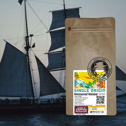 DECAF- Monsoon Malabar MWP Dark Roast Coffee