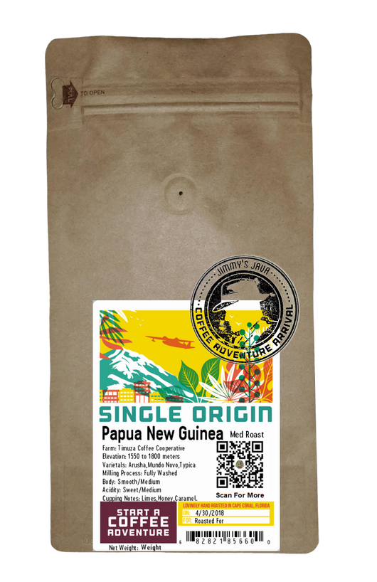 Papua New Guinea Timuza Medium Roast