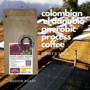 Colombian EL Danubio Anaerobic Natural Process Coffee