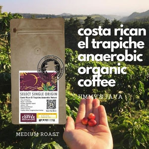 Costa Rican El Trapiche Anaerobic Natural Process