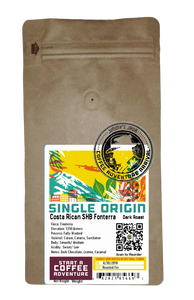 Costa Rica SHB Frontera Dark Roast Coffee