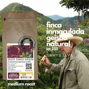 Finca Inmaculada Geisha Natural Lot#T255