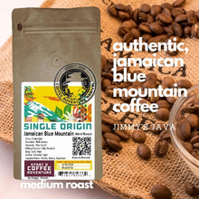 Load image into Gallery viewer, Jamaica Blue Mountain Clydesdale Estate - 8oz bag