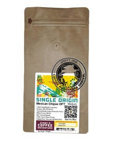 Mexican Organic Chiapas Medium Roast Coffee