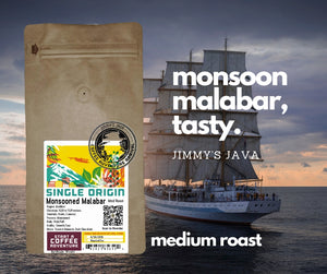 Monsoon Malabar Medium Roast Coffee