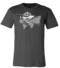 Load image into Gallery viewer, SHORT SLEEVE T-SHIRT - WORLD TRADE ROUTES