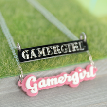 Load image into Gallery viewer, Gamergirl Necklace