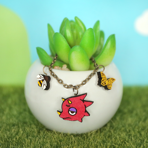 Buggy Boy Necklace