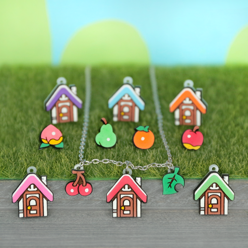 Build-Your-Own Village Necklace