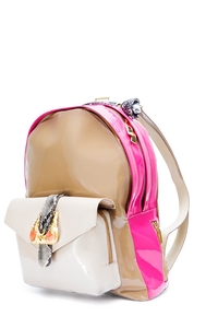 Fucsia Bite BackPack