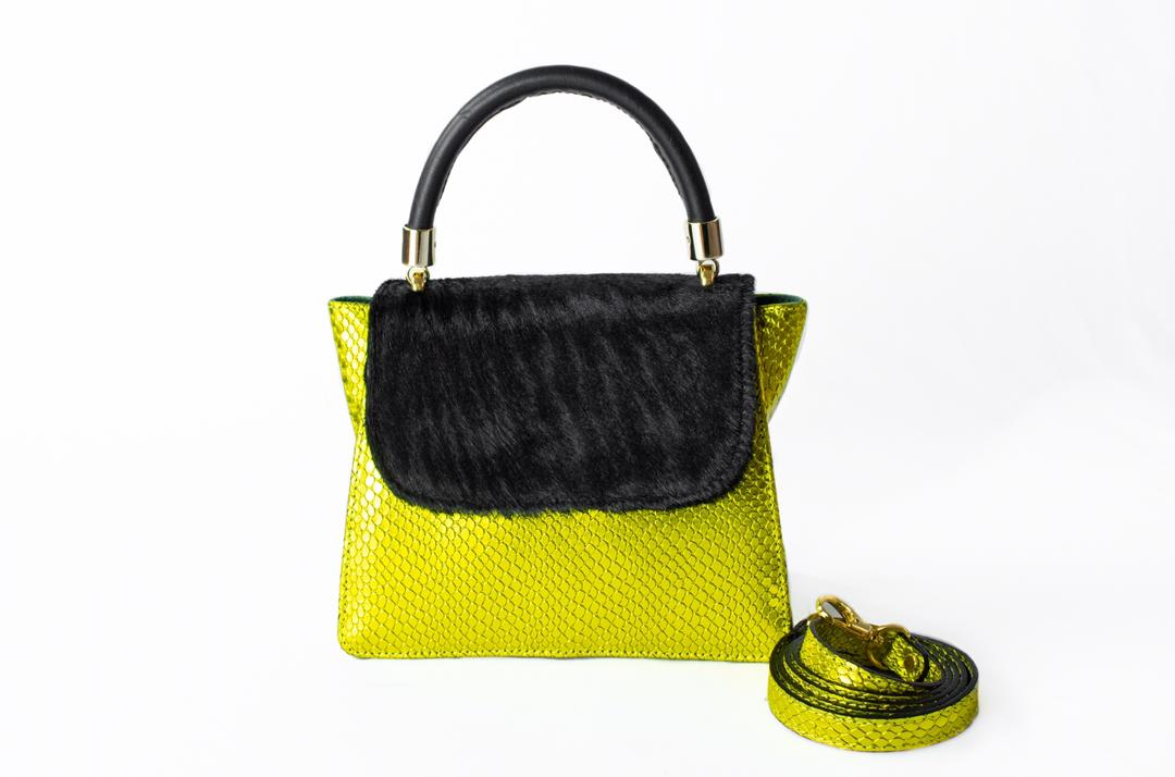 Mumu bag - Golden Mix