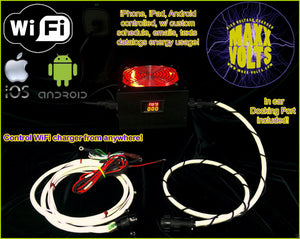 Maxx Volts Premium Wifi Compatible Model Charging System