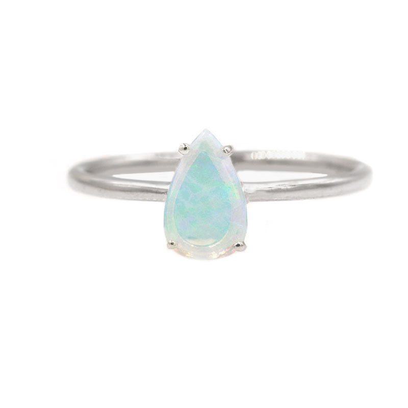Blissful Opal Ring